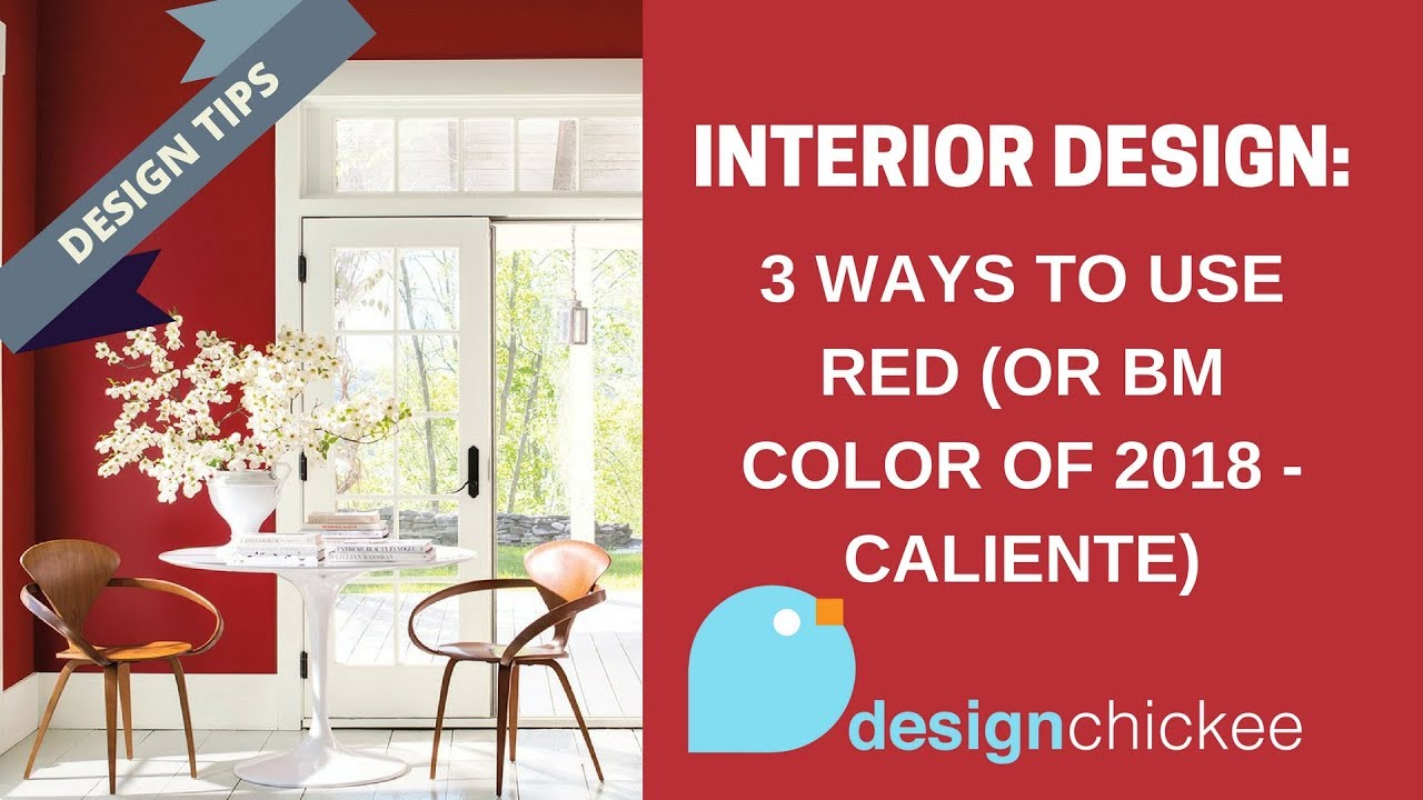 Interior Design Tips: 3 ways to use Benjamin Moore\'s colour of the ...
