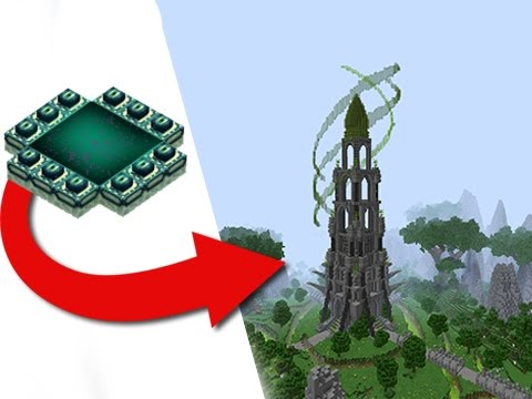 minecraft end portal map download
