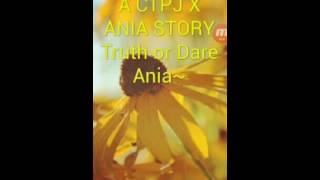 reading time a ctpj x ania story or fanfic read description