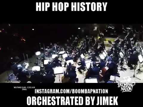 Hip Hop Orchestra/Hip Hop History