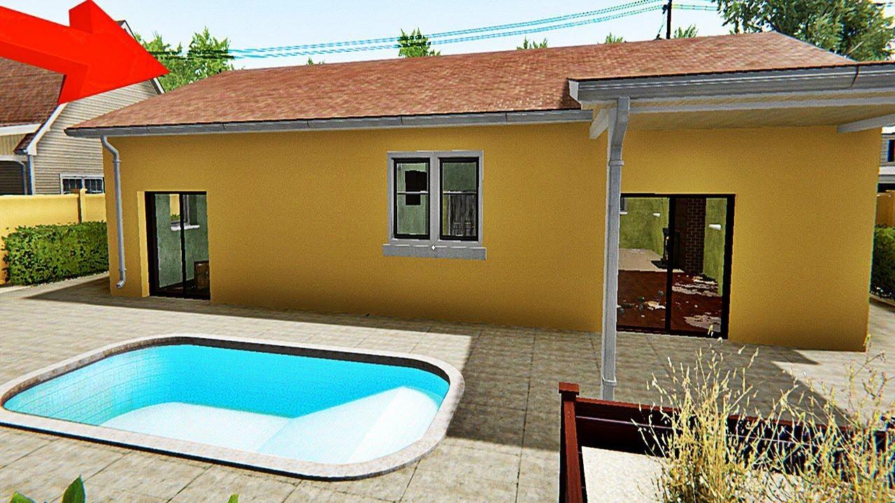Ma nouvelle maison avec piscine house flipper 5 youtube - Maison a louer barcelone avec piscine ...