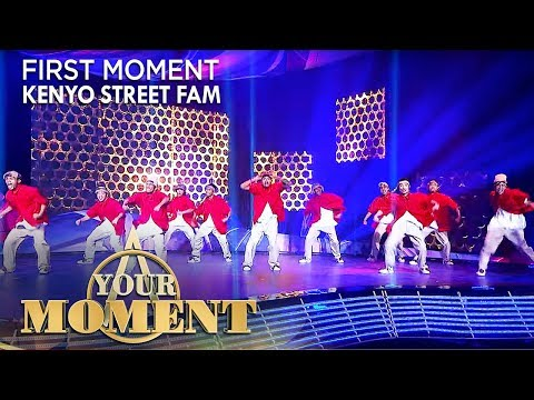 Kenyo Street Fam | First Moment | Your  Moment