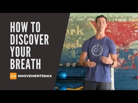 How to Discover Your Breath