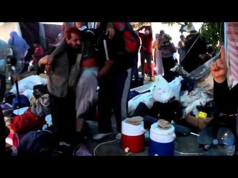 EGYPT PROTEST 2013 - 8 MINUTES OF TERROR