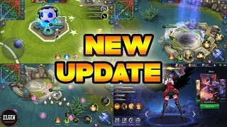 NEW UPDATE - EVIL BUNNIES, WINGS AND SOCCER - APRIL 20, 2018 - MOBILE LEGENDS NEWS