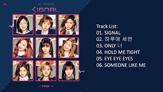 [Mini Album] TWICE – SIGNAL
