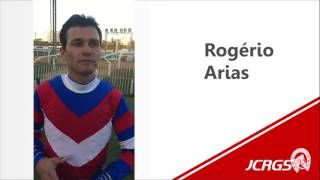 Perfil - Rogério Arias
