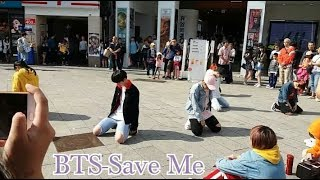 Video 2017.10.29 DAZZLING五週年西門町公演活動(10)BTS(방탄소년단)-Save Me (dance cover) download MP3, 3GP, MP4, WEBM, AVI, FLV Agustus 2018