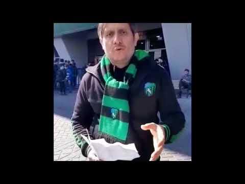 Kocaelispor-Karşıyaka Maç Öncesi 01.03.2020    Yiğit Özcan'la Mikrofonlarımız İsmetpaşa da
