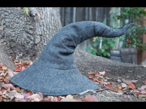 How to Make a Custom Wizard Hat