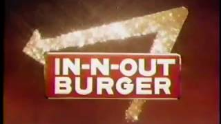 In-N-Out Burger 1981 Commercial