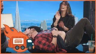 Mia Khalifa Bongos Kevin! - The Kinda Funny Morning Show 11.17.17