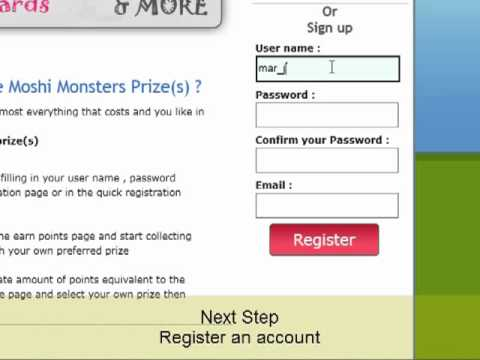 Moshi monsters mopod codes cheats for Moshi Monsters