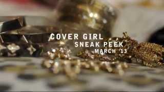 MC Cover Girl Sneak Peek March '13