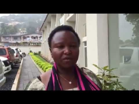 WHO Sierra Leone Training on Ebola Ring Vaccination trial protocols