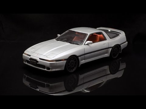 Toyota Supra Turbo A 1 24 Fujimi 1988 Youtube