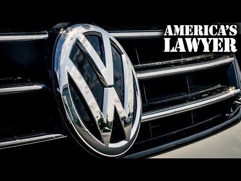 Volkswagen White Collar Criminals Go To Prison