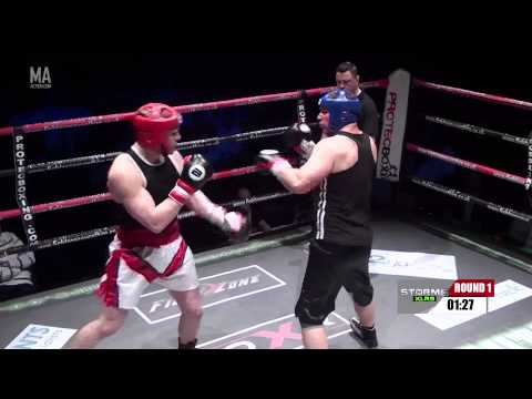 STORM 6 XLR8 - Adam Woodliffe vs Frank Hawkins