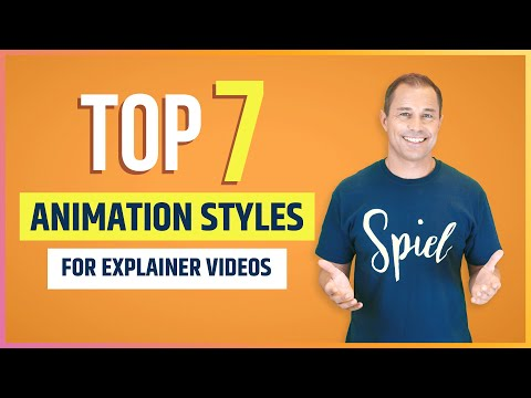 The 7 Top Animation Styles For Explainer Videos Revealed