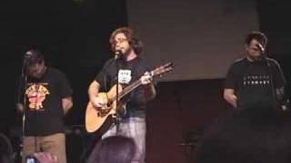 3) Baby Got Back- Jonathan Coulton with Paul and Storm