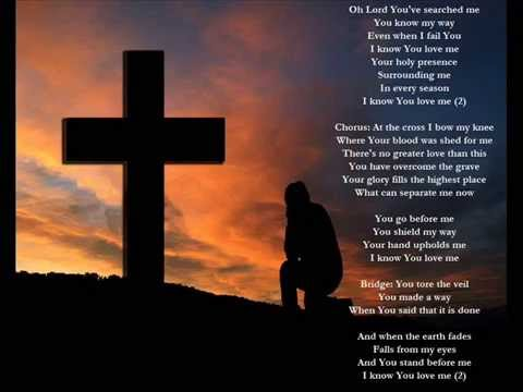 At the cross hymnal lyrics