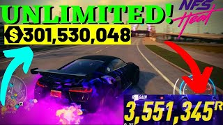 UNLIMITED MONEY & REP IN NFS HEAT! NEED FOR SPEED HEAT MONEY GLITCH! NFS HEAT REP GLITCH *LOSE COPS*