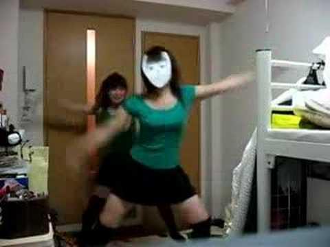 【A4】あの汚部屋で男女を踊ってみた。【あふぉ】
