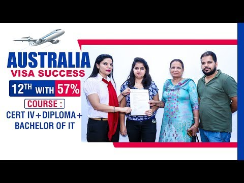 Australia Visa In 12 Days With 12th 57% - Tafe NSW Sydney