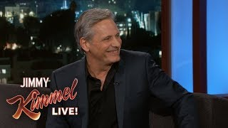 Viggo Mortensen on Oscar Nomination & Green Book