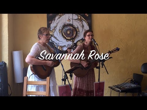 Savannah Rose performs at The Basin Music Festival 2017