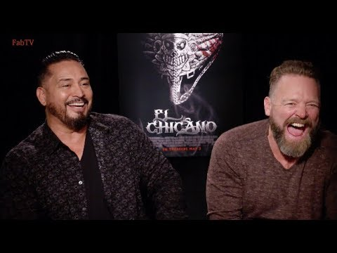 """El Chicano"" With Director Ben Hernandez Bray & Joe Carnahan"