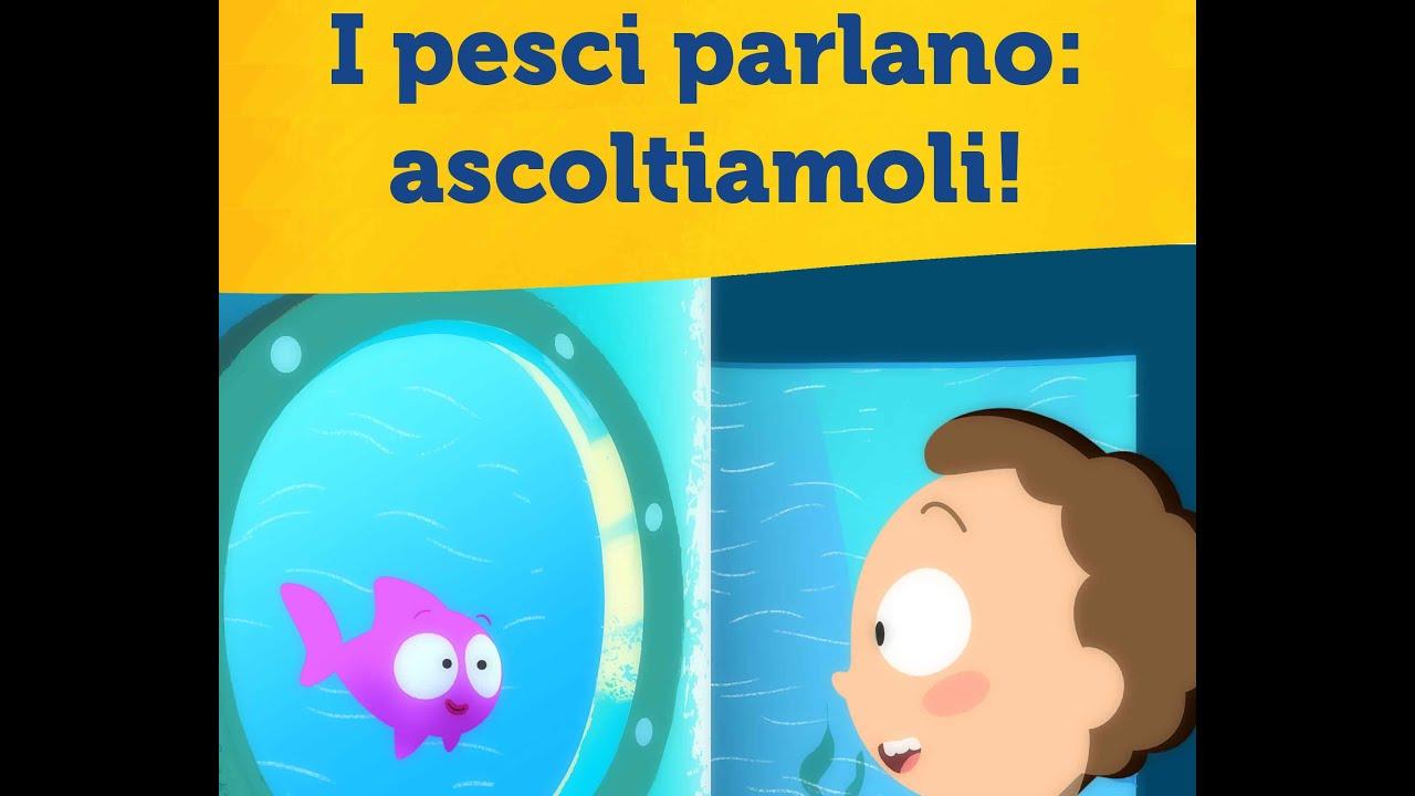 Zecchino d'Oro per la scuola - I pesci parlano: ascoltiamoli!