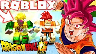 ROBLOX! DB SUPER-BATTLE AGAINST ANDROID and NEW POWERS-Dragon Ball Z Final Stand