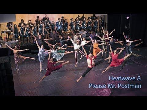 BAA: Excerpt from Dancing In The Streets
