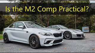 homepage tile video photo for Is the 2021 M2 Competition a Good DAD CAR?