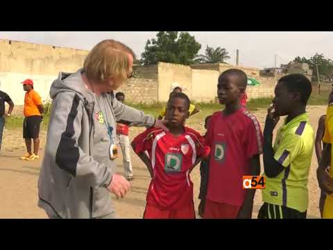 Searching for Togo's Future Football Stars