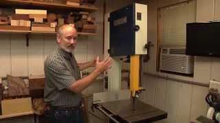 Woodturning With Tim Yoder, Shop Tour