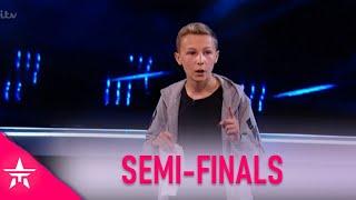 Jasper Cherry: Kid Magician Leaves Judges SPEECHLESS With Magic! HOW?| Britain's Got Talent 2020