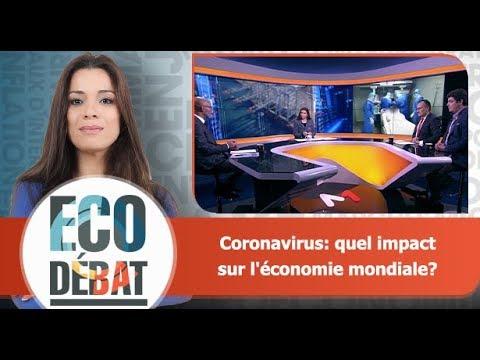 #EcoDébat.. Coronavirus: quel impact sur l'économie mondiale?