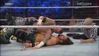 WWE Elimination Chamber 2011 Highlights HD