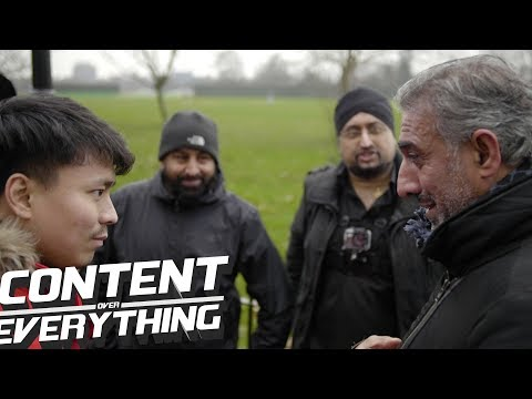 "Tan Being Told That ""Wahhabism"" Is The Cause of Extremism In Islam 
