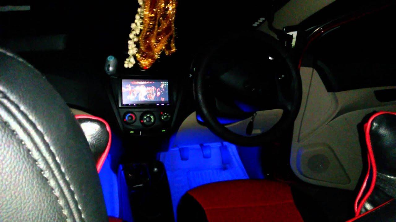 HYUNDAI EON MODIFIED MY CAR - YouTube