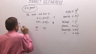 MARKET RECOVERED? 14 August 2018