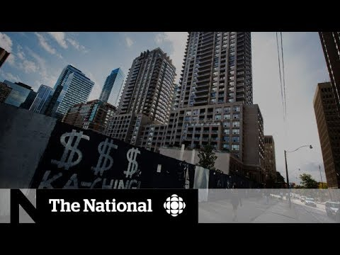 Canada's rental rates on the rise