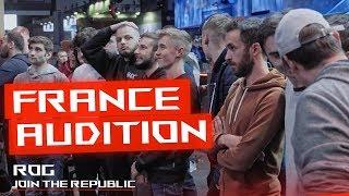 JTR 2018 Community Challenge Audition - Ep.07: Paris Games Week