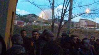 Homenaje a Periko (23-3-13) a las barricadas