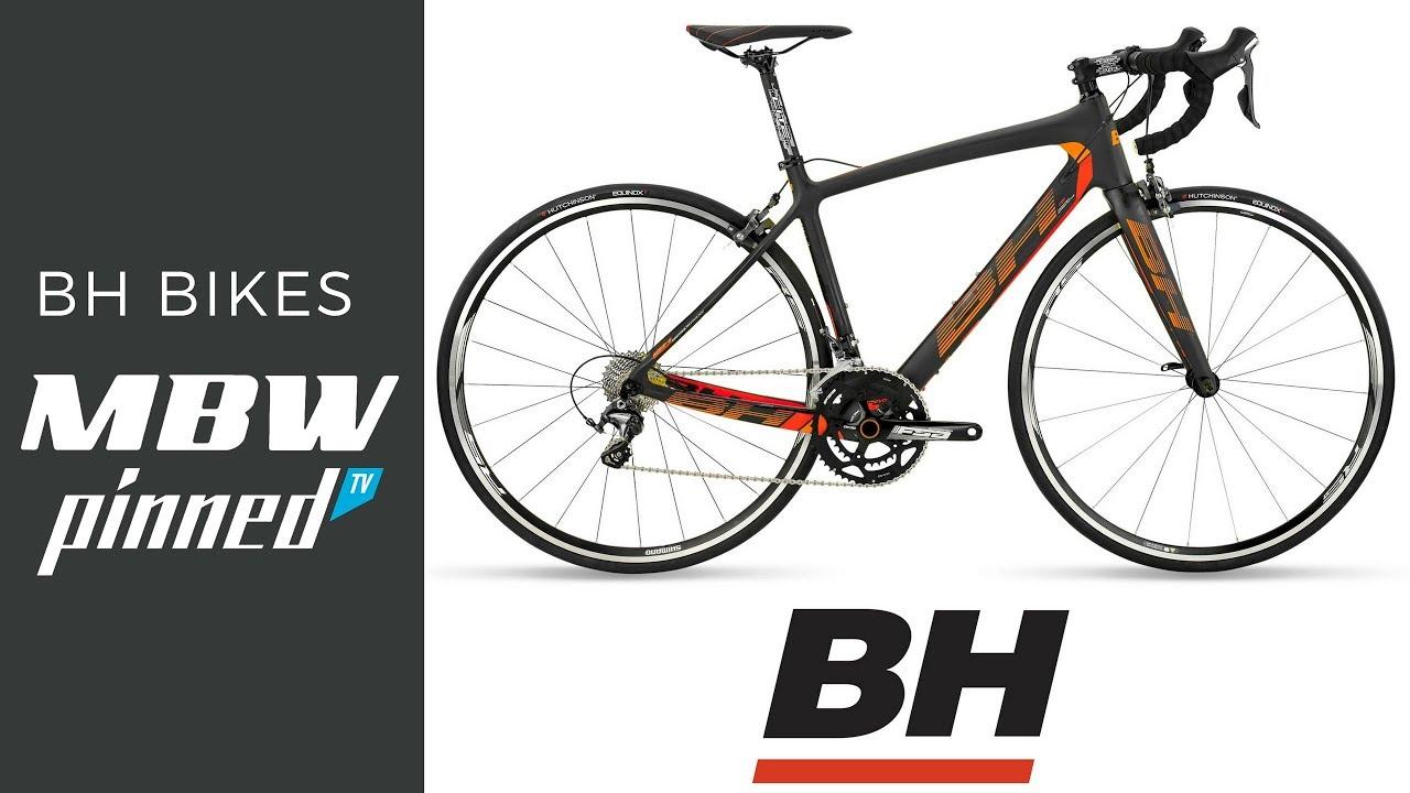 7706b5b0115 BH Road Bikes - YouTube