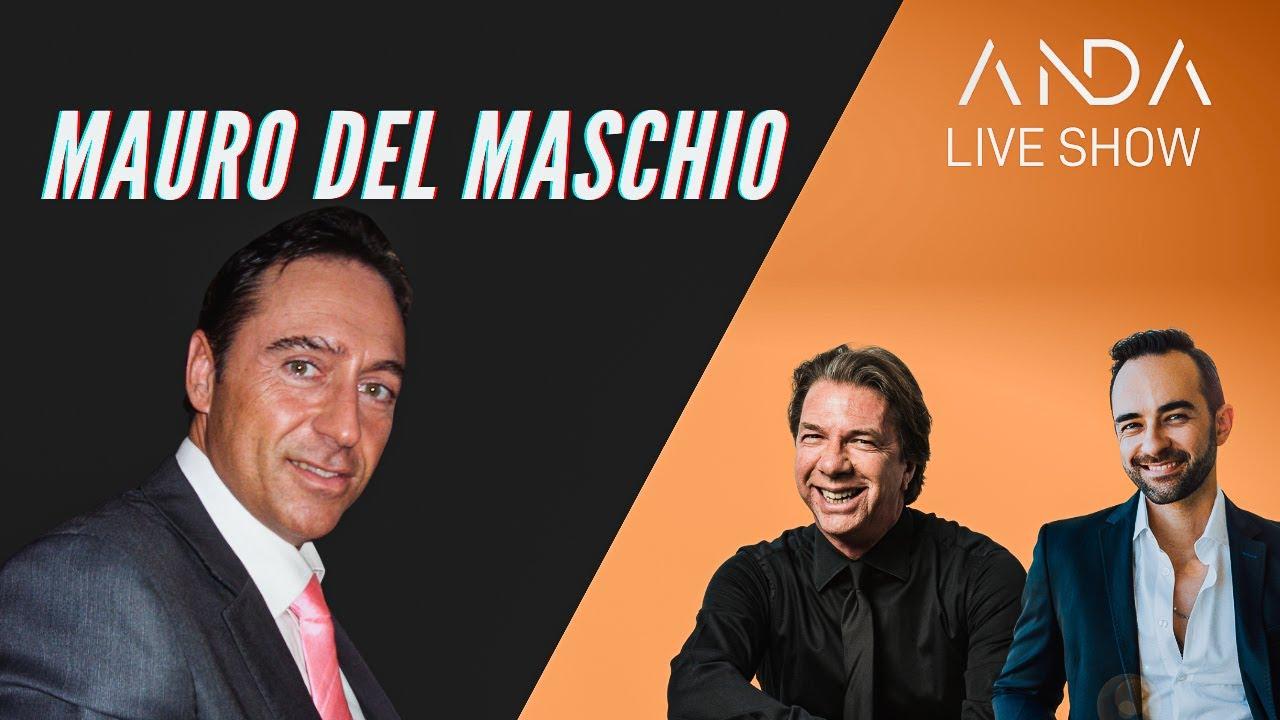 ANDA Live Show con ospite: Mauro del Maschio