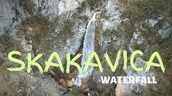 Skakavica Waterfall - NP Durmitor HD