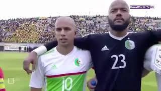 Résumé du match Bénin vs Algérie